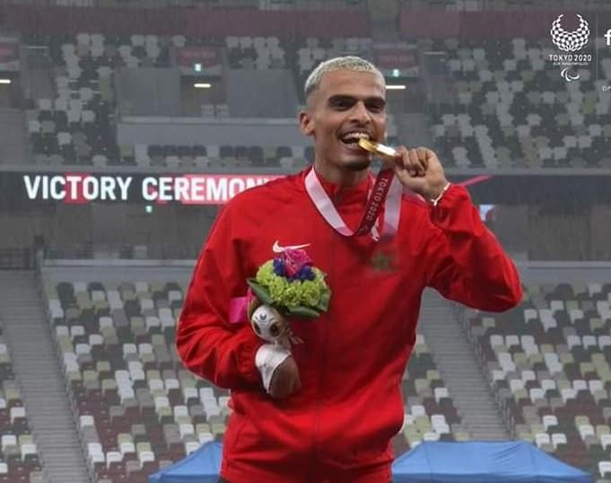 Paralympiques : L'or et le record du monde pour Zakariae Derehem et Ayoub Sadni
