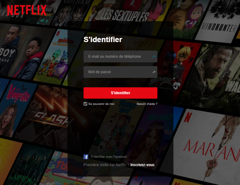 Alerte Netflix : un mail frauduleux circule !
