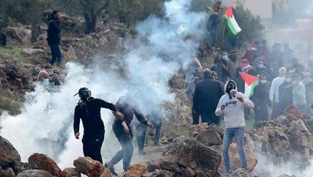 Palestine : Vendredi de colère en Cisjordanie et Al Qods occupés