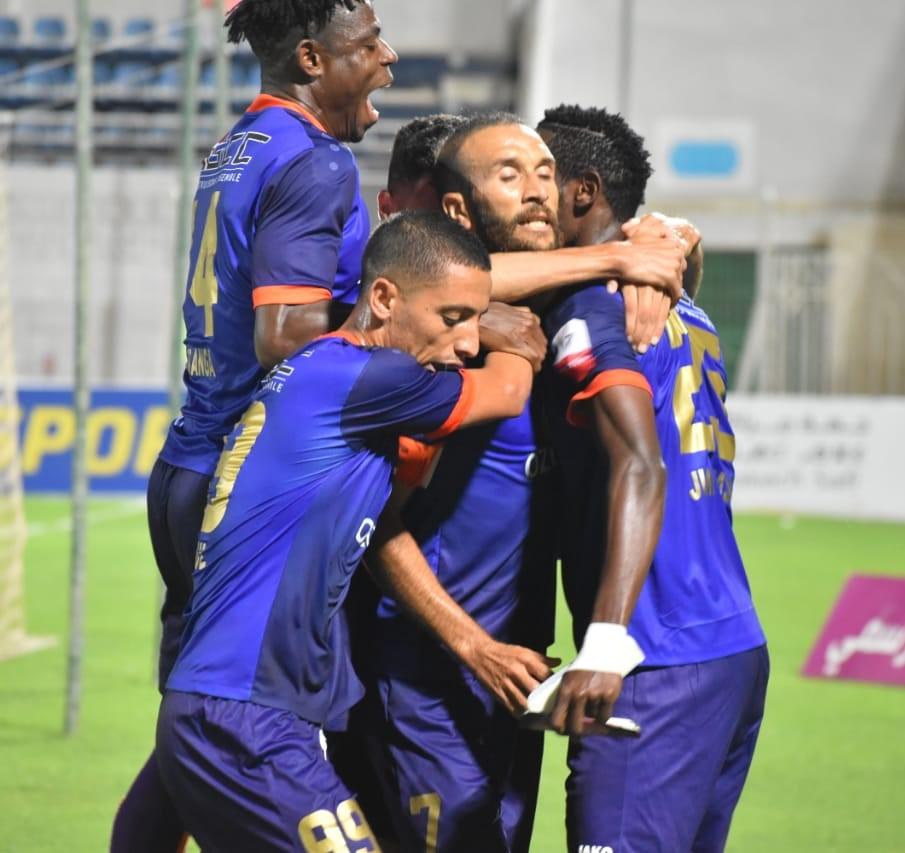 OCS-DHJ (0-1) : Le Difaâ vainqueur en déplacement