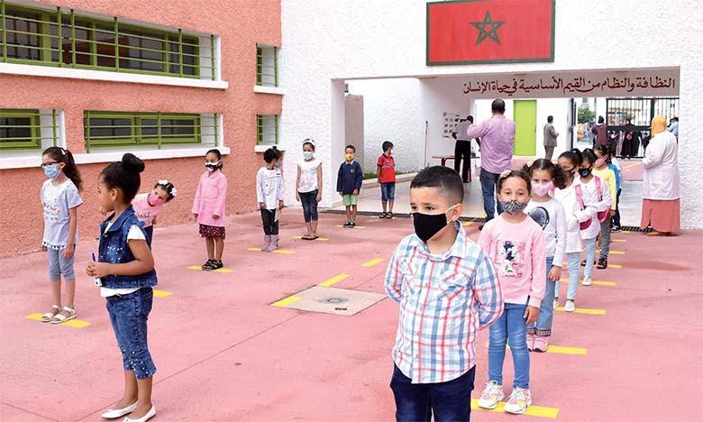 Rentrée scolaire : Le ministère annonce une nouvelle série de mesures