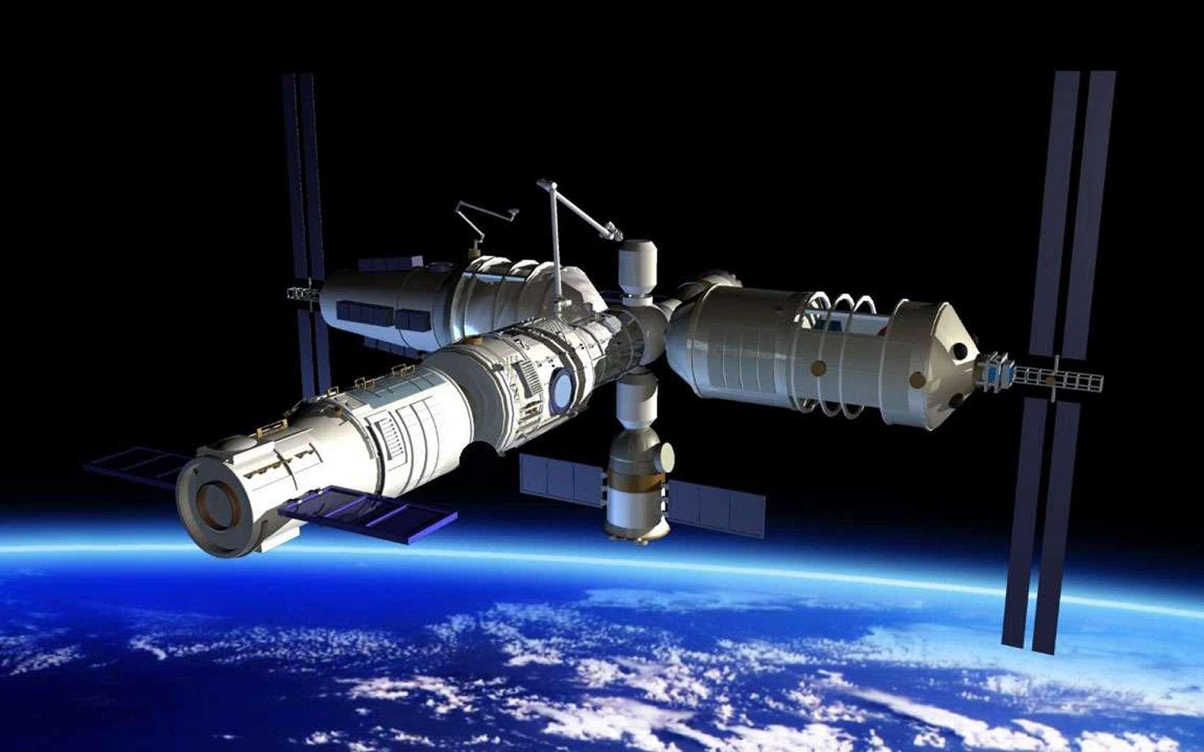 Conquête de l'espace : La Chine voit grand, trop grand même