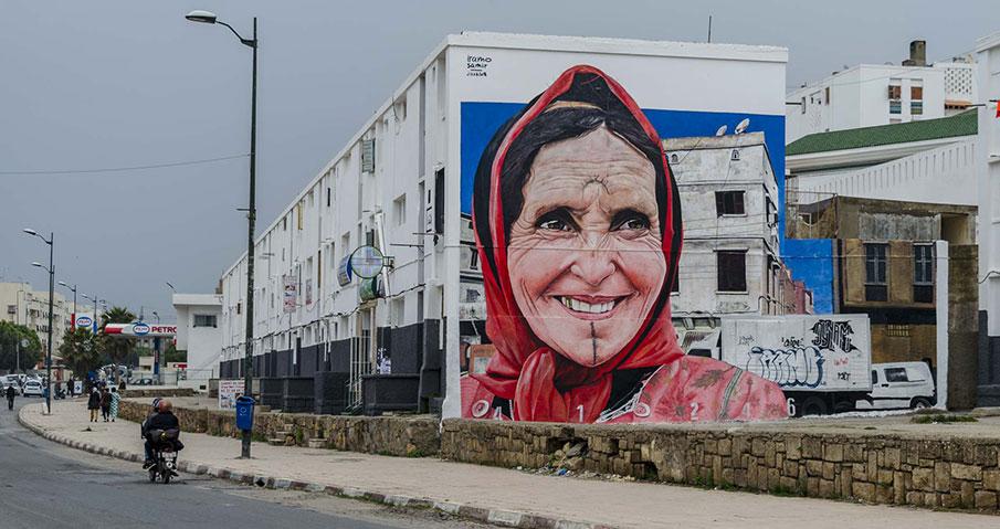 Street Art : Le festival Jidar revient pour une 6e édition