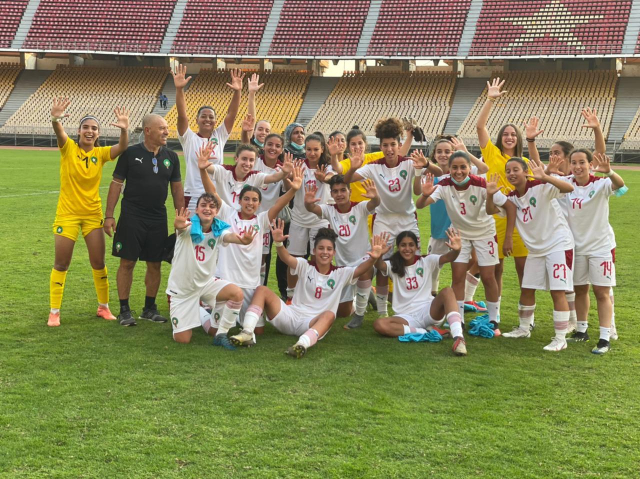 Éliminatoires de la Coupe du monde féminine U20 : L'équipe nationale en stage de préparation à Maâmora