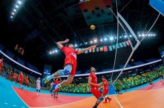 CAN de Volleyball/ Hommes (demi-finales) : Le Six marocain s'incline au bout du suspense face au Cameroun