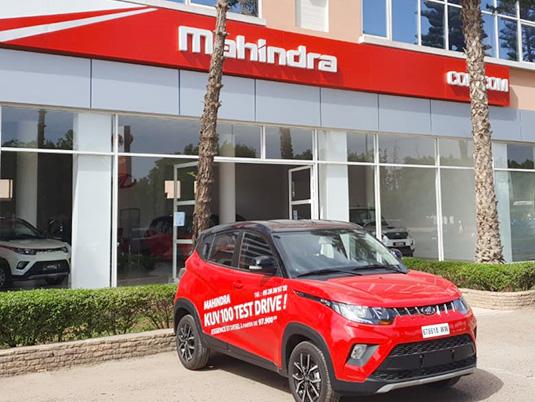 La célèbre marque automobile indienne « Mahindra » débarque à kénitra