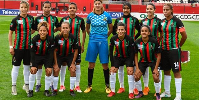 1ère Ligue des Champions féminine : La CAF dévoile la liste officielle de clubs qualifiés