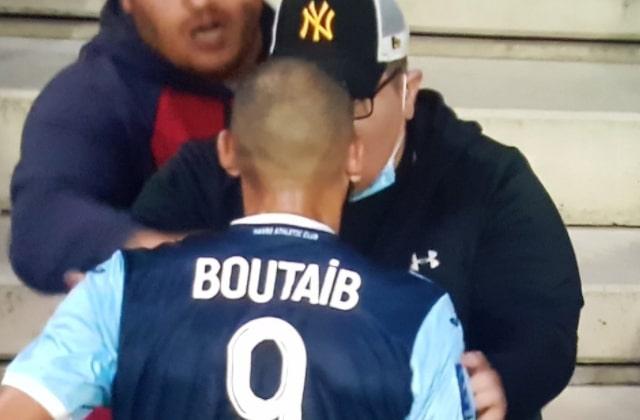 Ligues 2 : Khalid Boutaib, hors-jeu et hors contrôle !