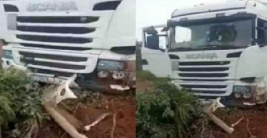 La Toile remontée après l'assassinat de deux camionneurs marocains au Mali