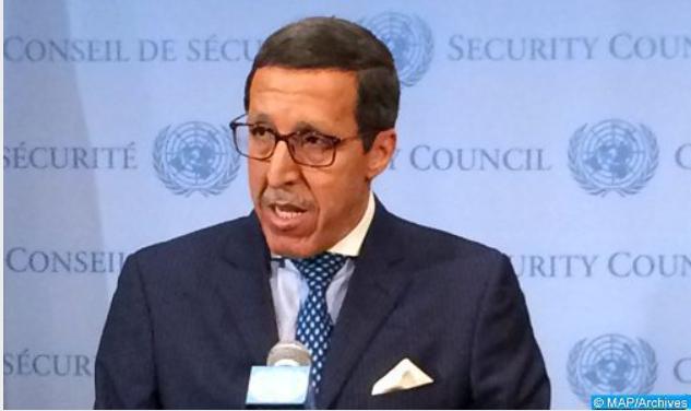 Omar Hilale : la marocanité du Sahara réaffirmée avec force lors des élections du 8 septembre
