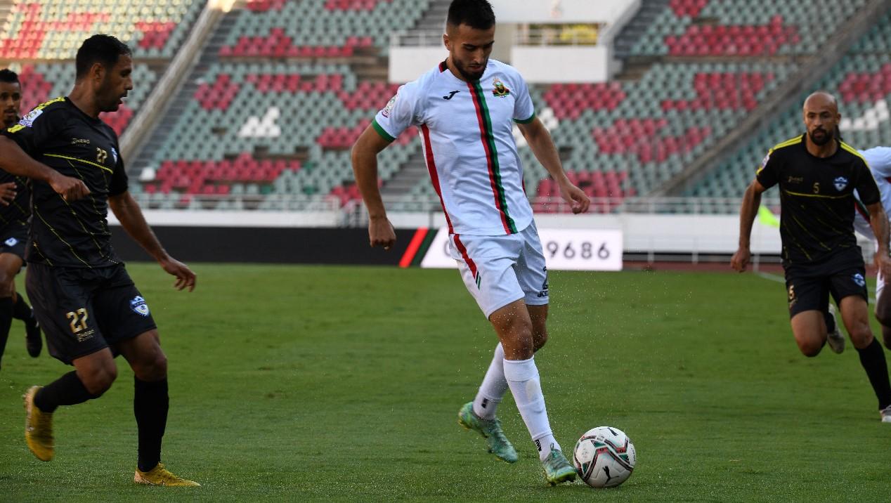 Botola Pro D1 / FAR-JSS (0-3) : Victoire méritée de Chabab Soualem
