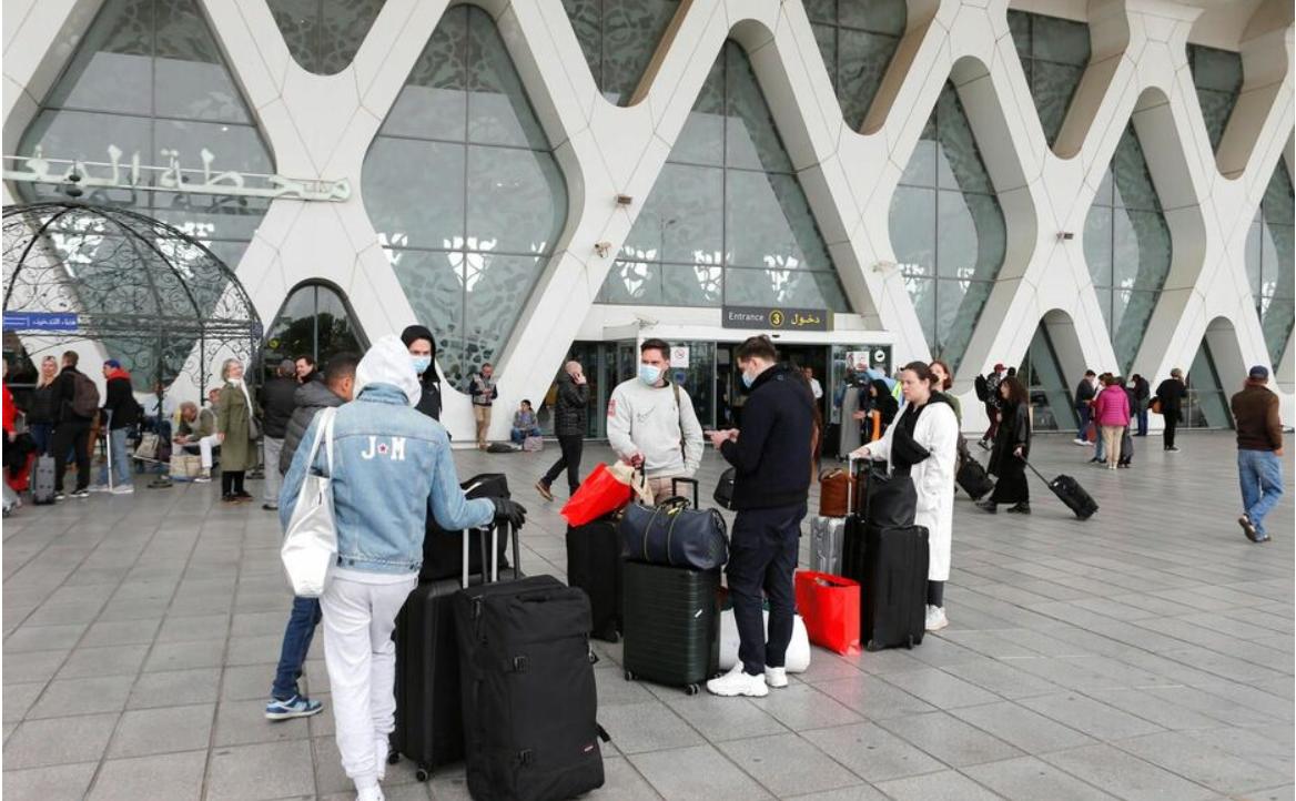 Les aéroports marocains récupèrent 65% du trafic passager de 2019