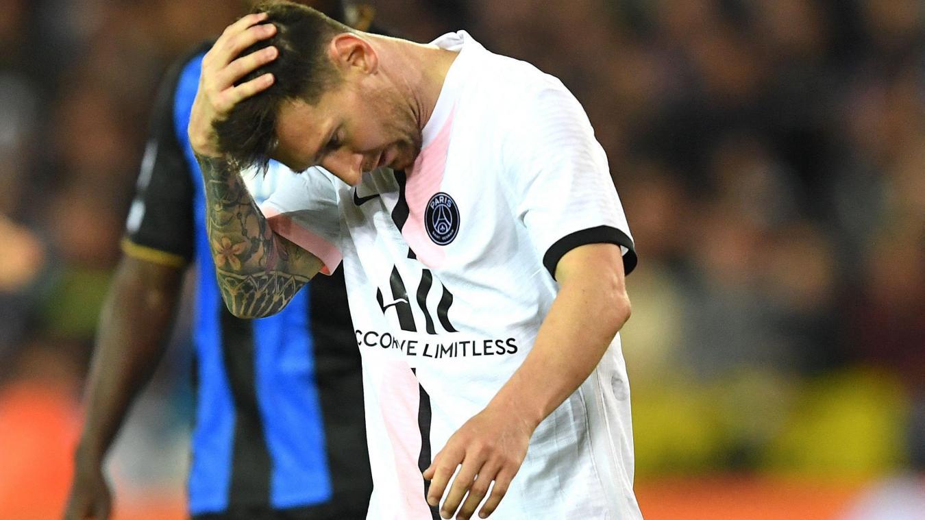 Magazine : Messi, des débuts raturés avec le PSG
