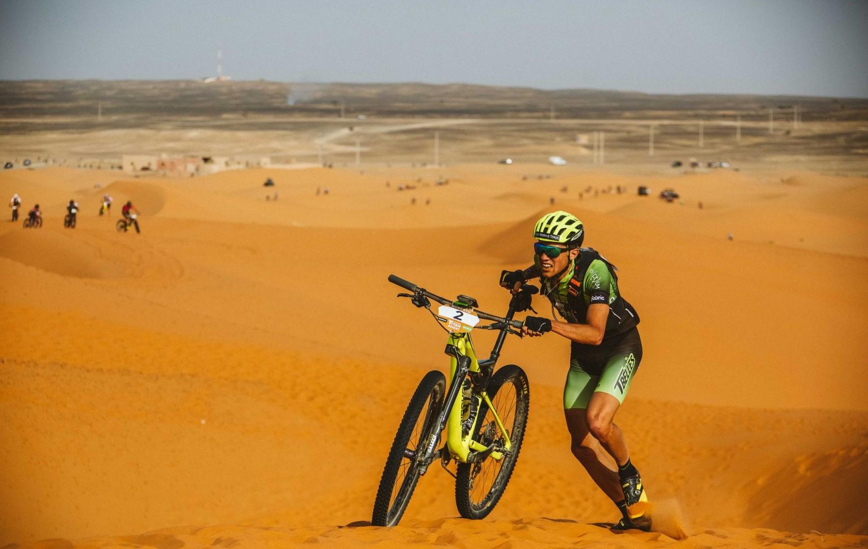 "VTT: le ""Titan Desert MTB Marathon"", du 10 au 15 octobre au Maroc"
