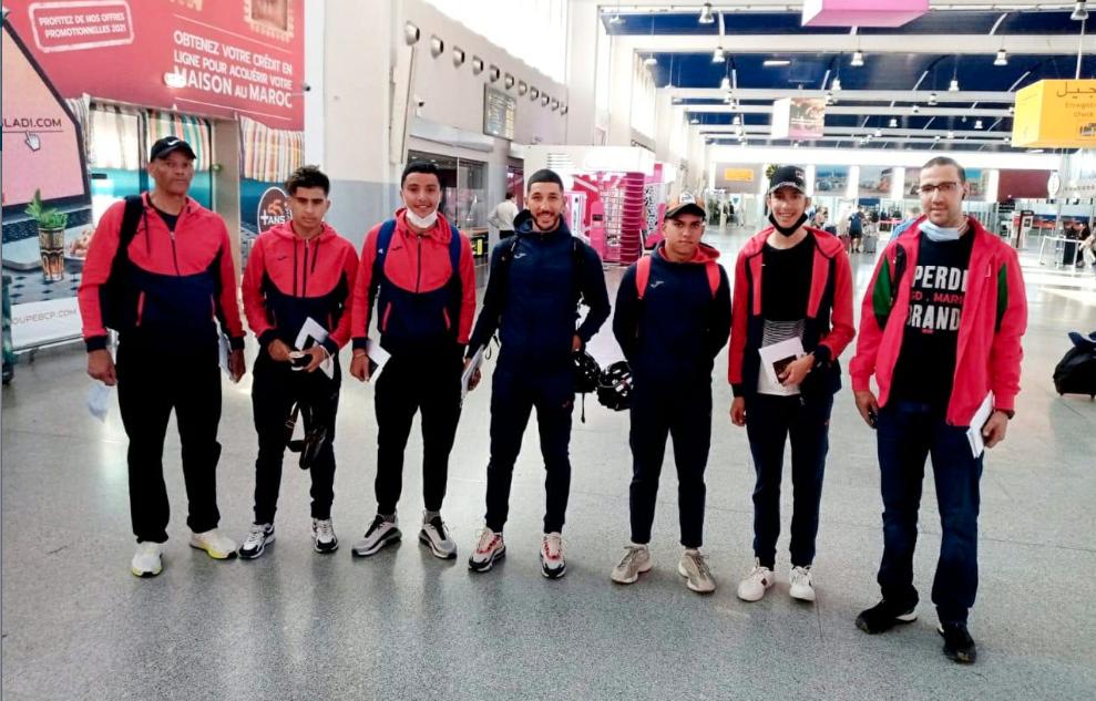 Cyclisme : Le Maroc prend part aux Mondiaux en Belgique
