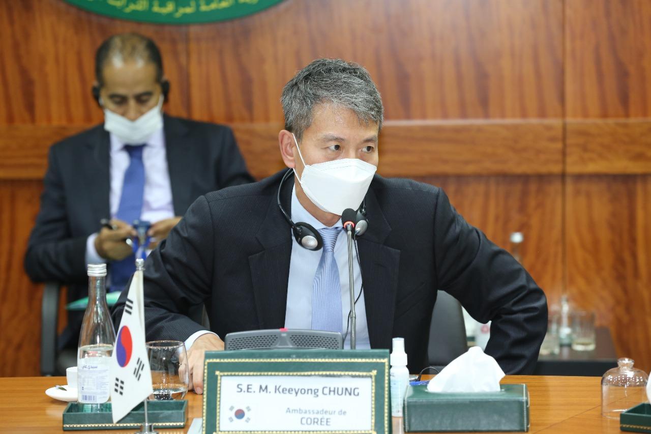 Le Maroc et la Corée du Sud collaborent sur l'hydrogène vert