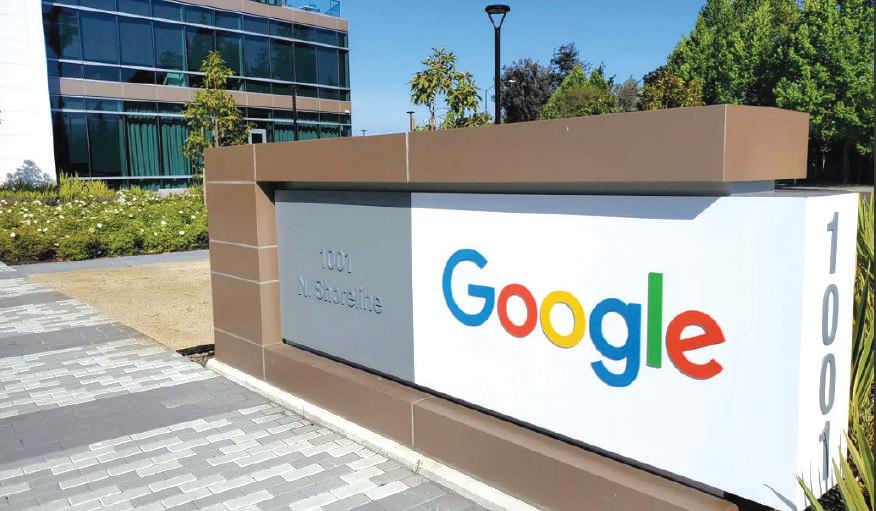 Tech/Economie : Google face aux accusations d'abus de position dominante