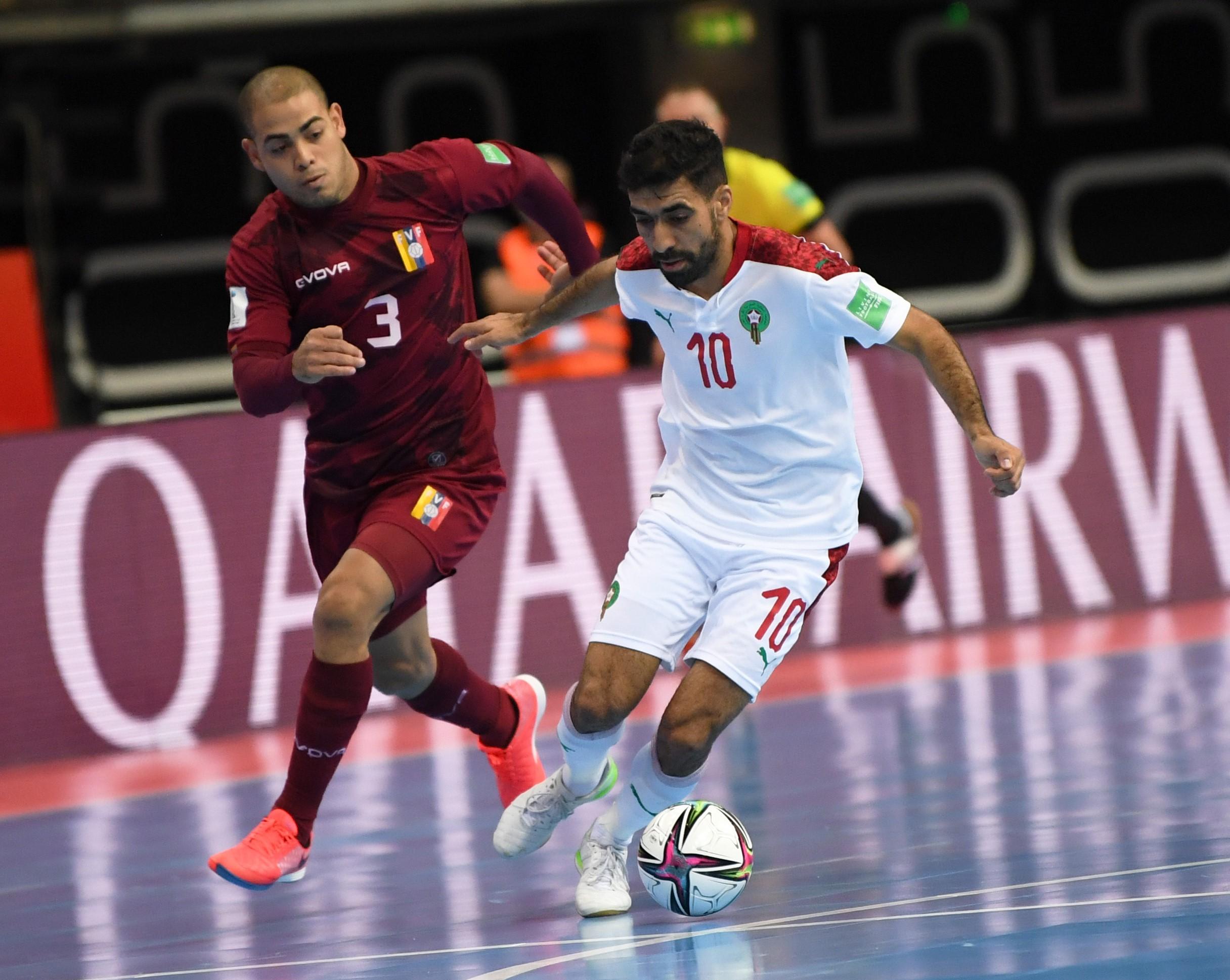 Mondial Futsal 2021: Le Maroc affrontera le Brésil ou le Japon en quart !