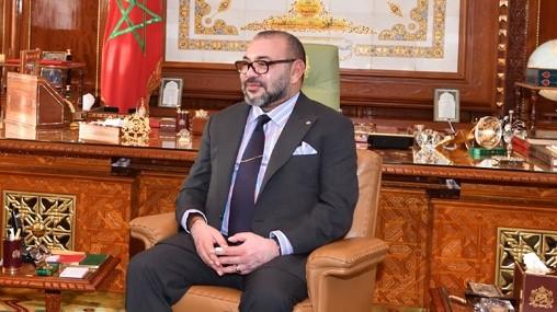 Message de condoléances de SM le Roi à Tebboune suite au décès de l'ex-président Abdelkader Bensalah