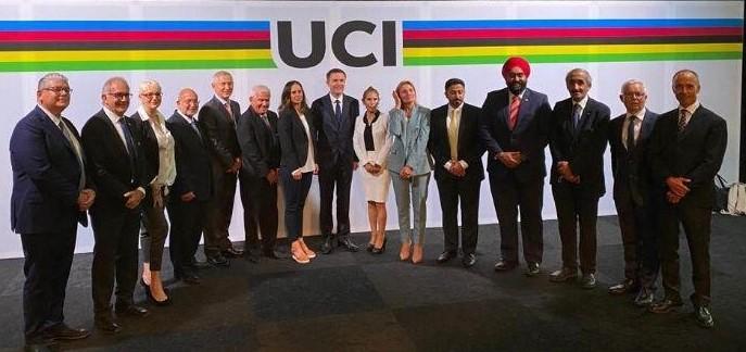 Union Cycliste Internationale : Mohammed Belmahi élu membre du bureau exécutif
