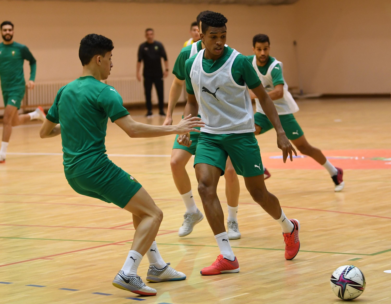 Mondial Futsal 2021 :  Programme des quarts de finale avec, ce dimanche, Maroc-Brésil à 14h00