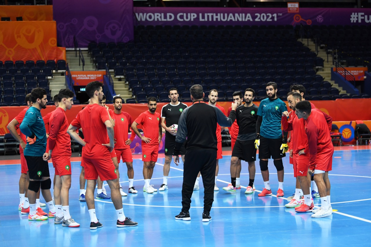 Mondial Futsal / Quart de finale : Maroc-Brésil sur BeIN Sports à 14h00