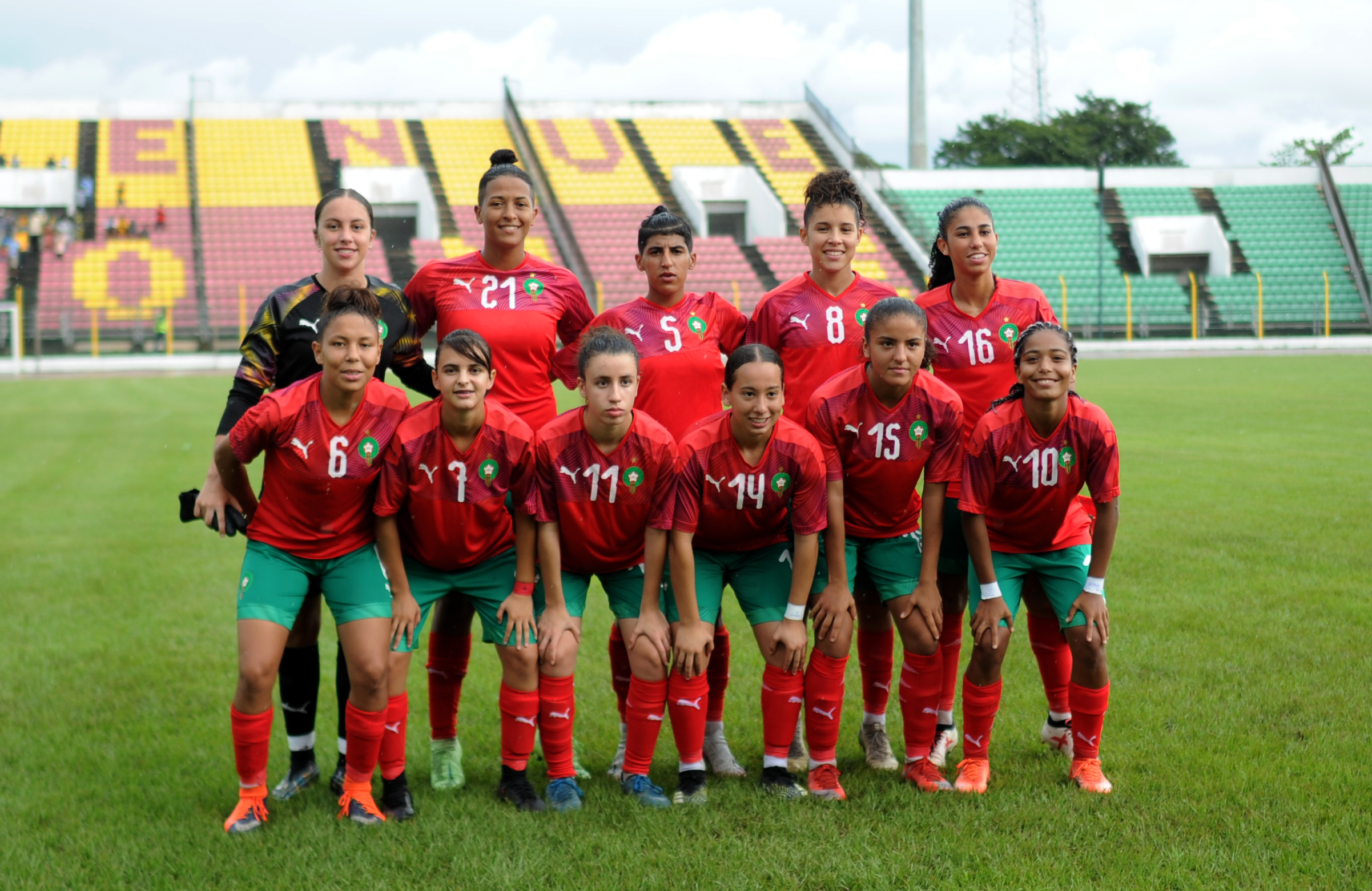 Eliminatoires Mondial Costa Rica (Dames/U20): Maroc-Bénin, les Lionnes de l'Atlas remportent la 1ère manche
