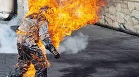 À cause de la «hogra», un vendeur ambulant à Fès s'immole par le feu