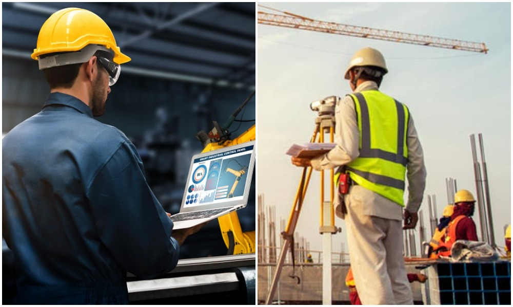 Construction/Industrie manufacturière : Les chefs d'entreprises se montrent optimistes