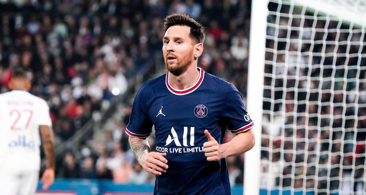 Ligue des Champions :  Messi présent face à Manchester City demain au Parc des Princes