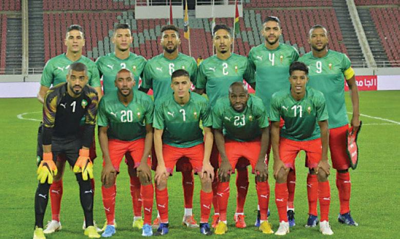 Equipe nationale A' : Trois matches de préparation au programme