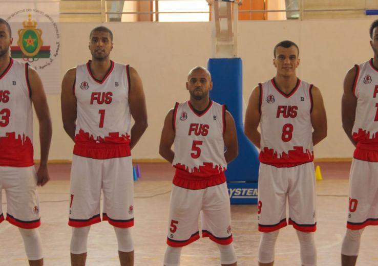 33ème Coupe arabe de Basketball: Le FUS entame par une victoire (90-74) face aux Algériens de l'USM Blida