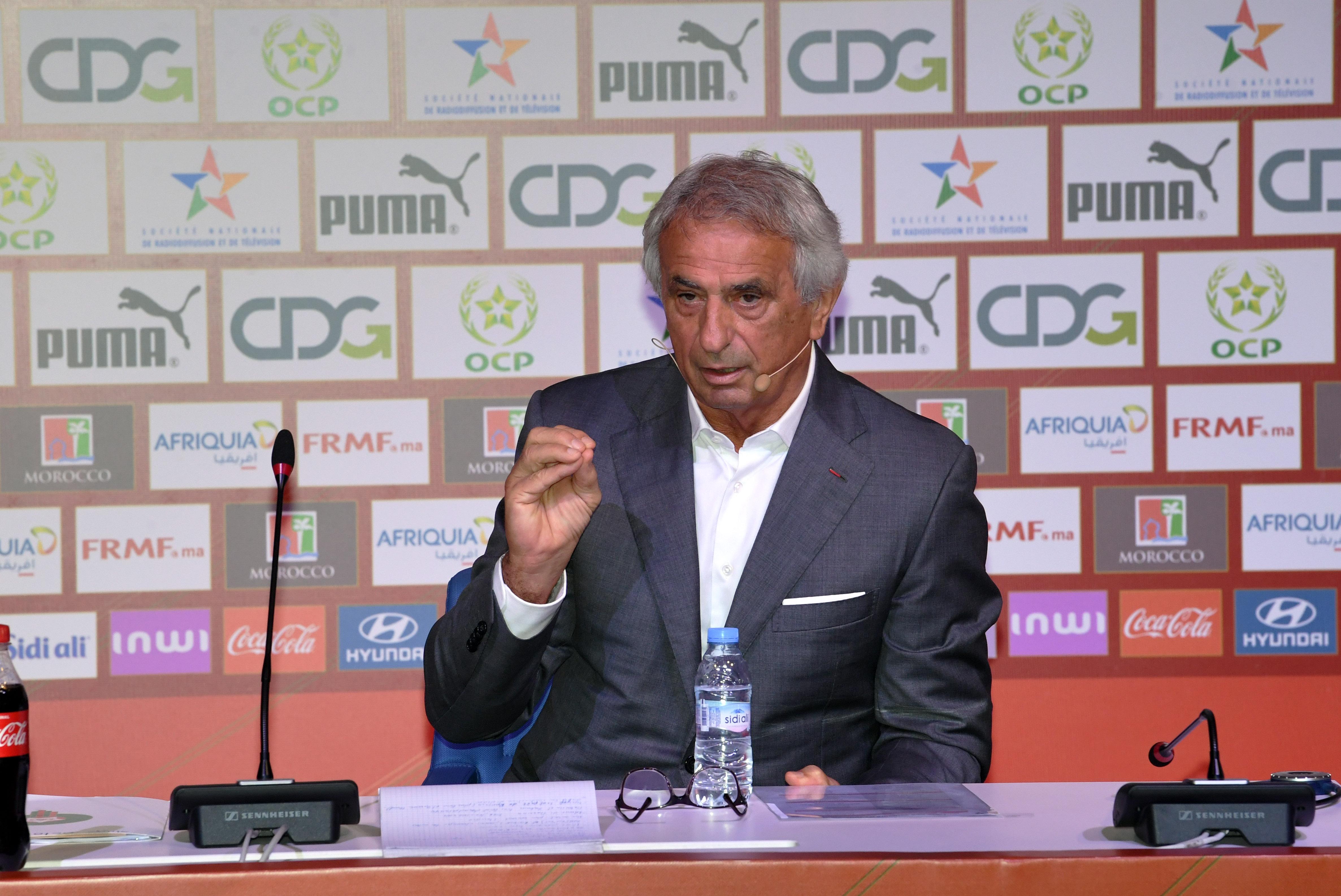 Football / La liste de Halilhodzic dévoilée :  Retour de Fayçal Fajr, Rahimi et El Kaâbi et la non convocation de Taârabet