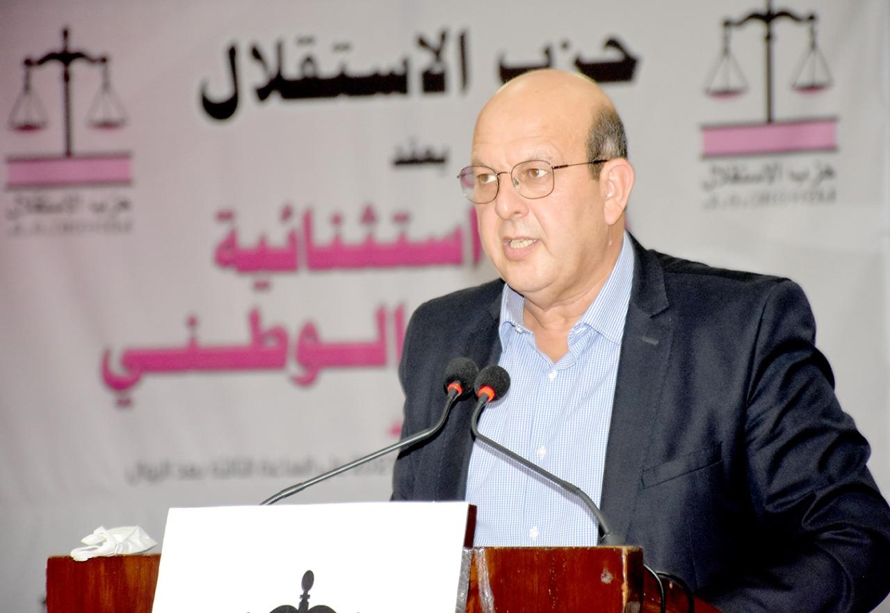 """Abdeljabbar Rachdi : """"les discussions pour la formation du gouvernement ont franchi une étape avancée"""""""