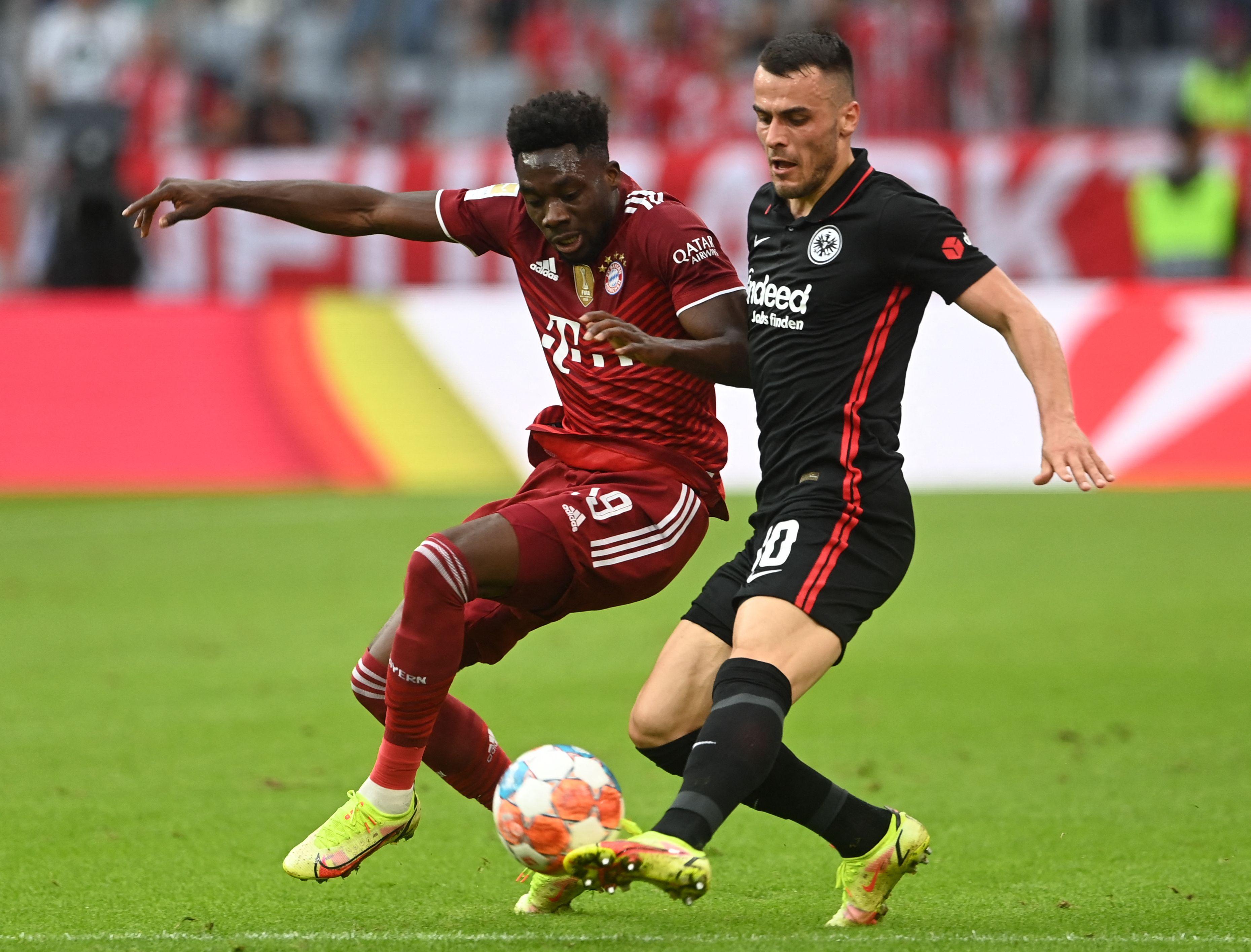Bundesliga : Défaite historique du Bayern