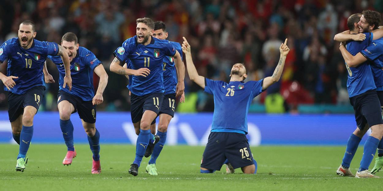 Ce soir à 20 heures : L'Italie affronte l'Espagne en demi-finale de la Ligue des nations à guichets fermés