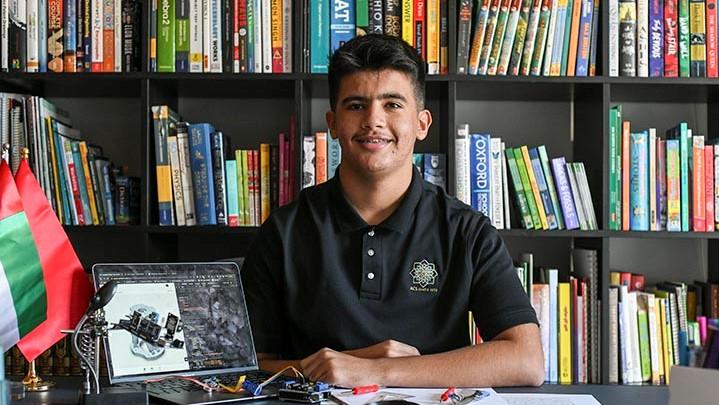 Interview avec Mohamed Yalouh, jeune inventeur : Une histoire de passion et de succès