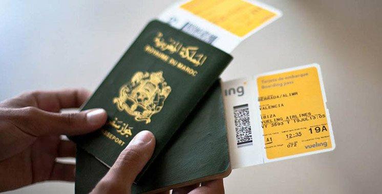 """Passeport : Le Maroc recule de neuf places en 2021 au classement """"Passport Index 2021"""""""