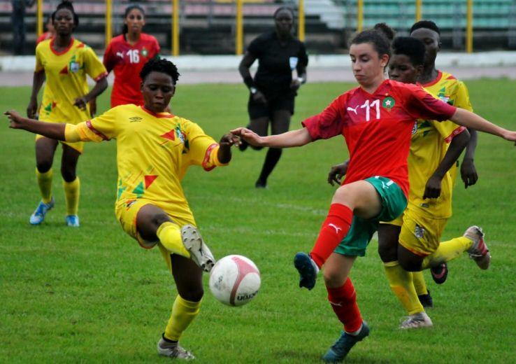 Eliminatoires Coupe du Monde féminine U20 : Le Maroc qualifié pour le 3ème tour aux dépens du Bénin