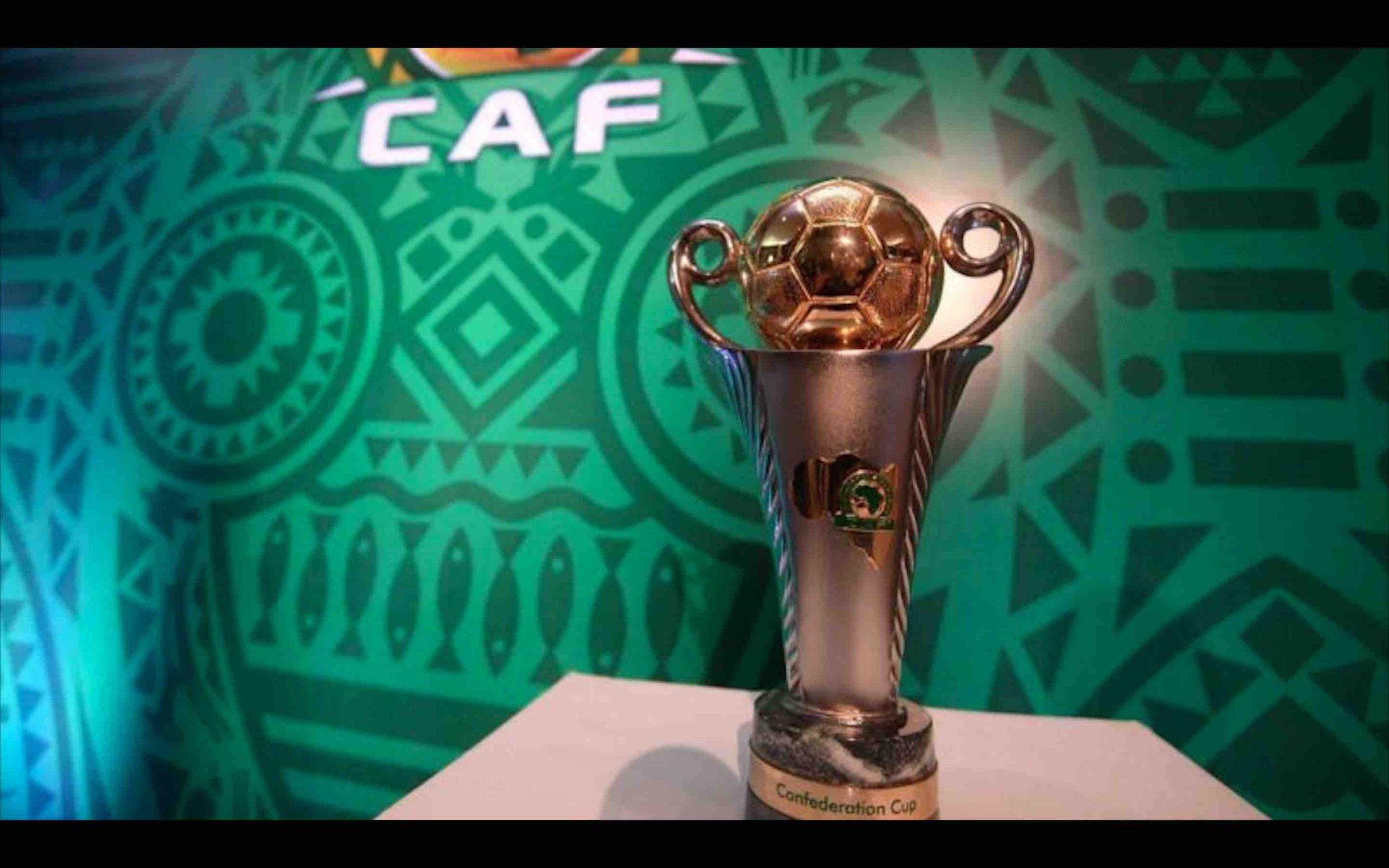 Coupe de la Confédération de la CAF: Programme du 2ème tour préliminaire