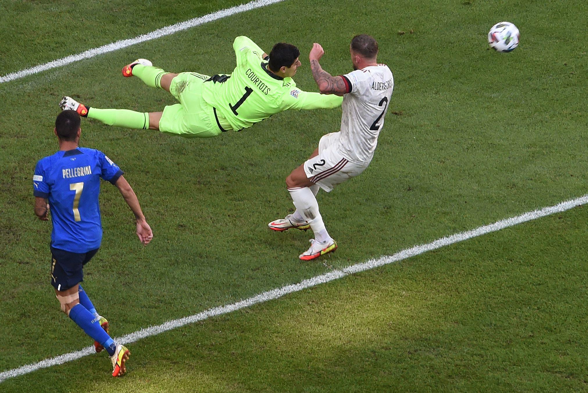 Ligue des Nations : L'Italie se console face à la Belgique en reportant la 3ème place