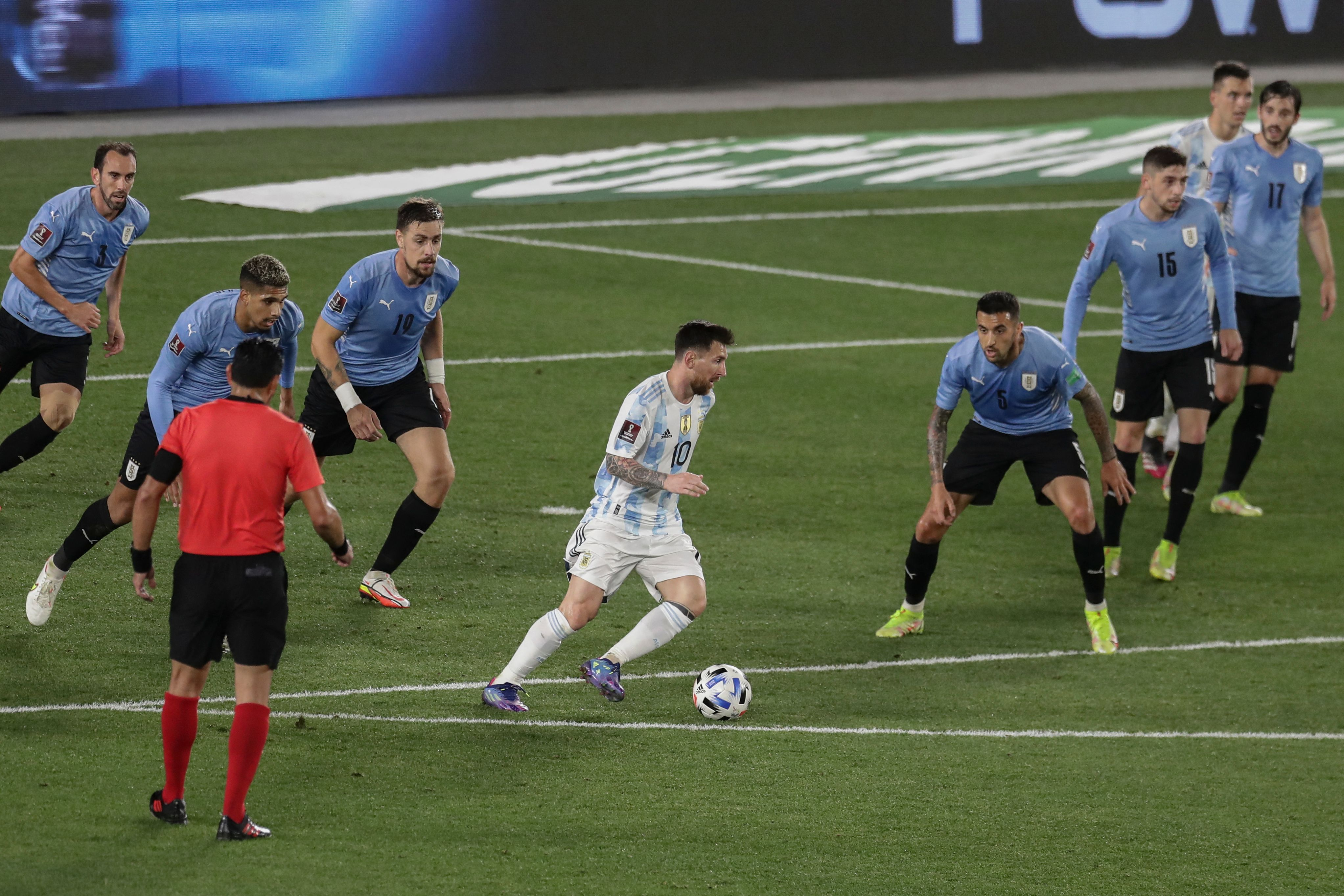 Qualifications AMSUD : L'Argentine vainqueur, le Brésil stoppé