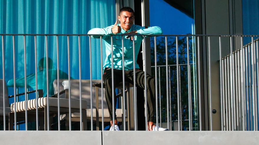 Ronaldo : 60.000€ de frais de déménagement de sa chambre de cryothérapie de Turin à Manchester !