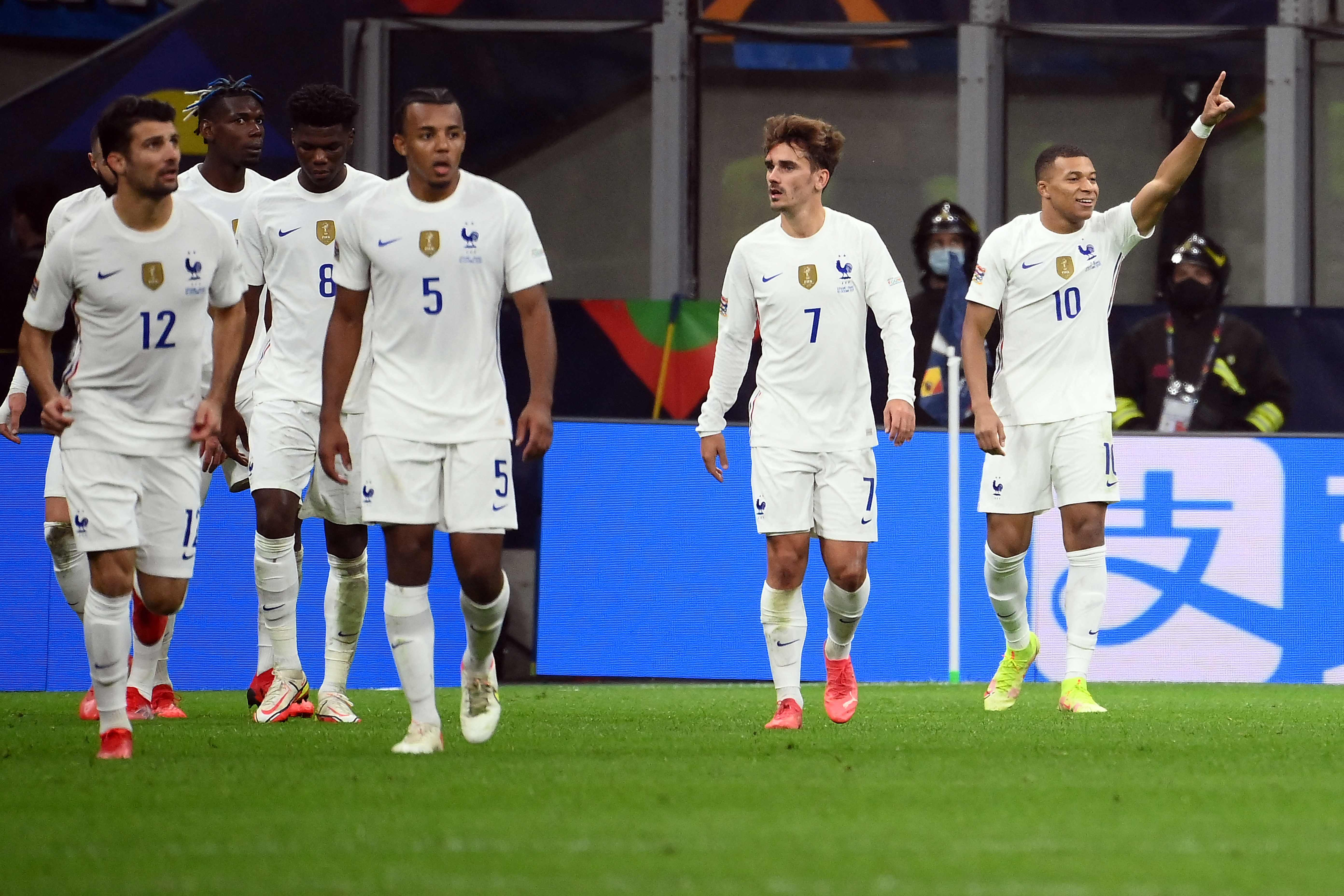 Ligue des Nations –UEFA : Une prime de 55 000€ attribuée aux joueurs et staff de l'équipe de France