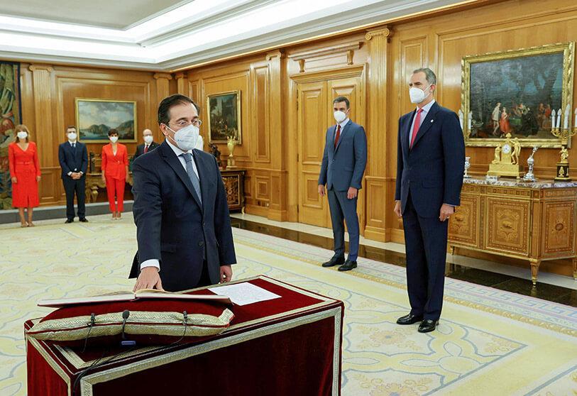 Gazoduc Maroc- Algérie : Aucune décision définitive n'a été prise, selon José Manuel Albares