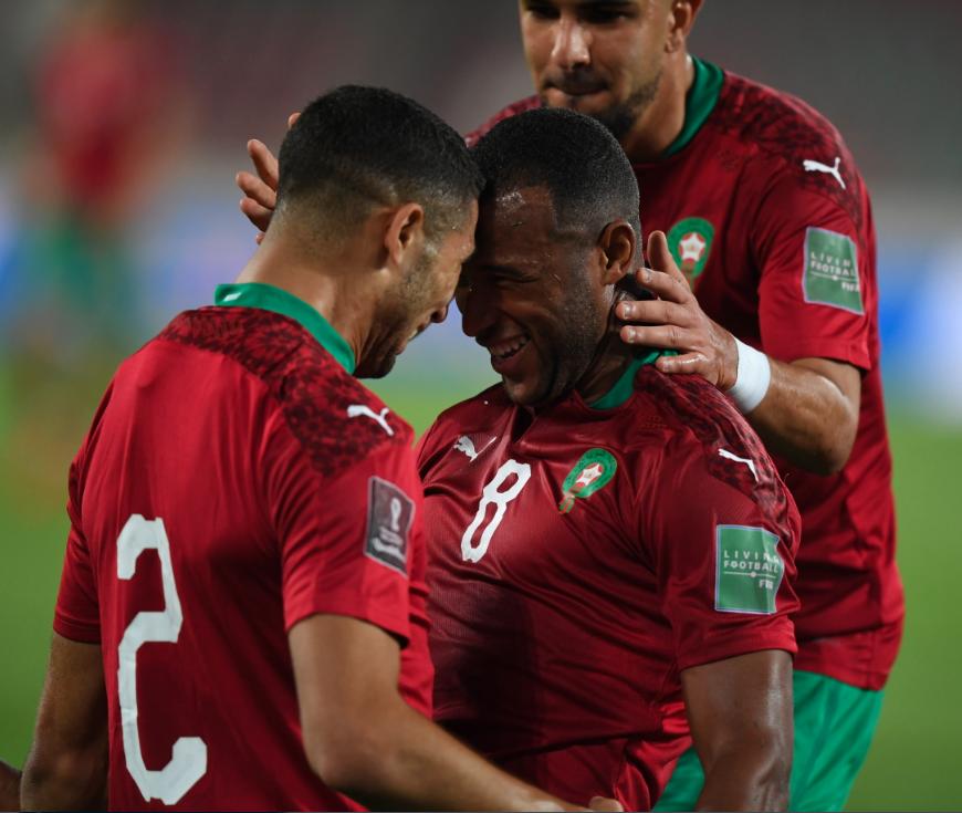 Eliminatoires Mondial 2022 / Guinée-Maroc (1-4) : Les coéquipiers de Hakimi présentent une copie convaincante