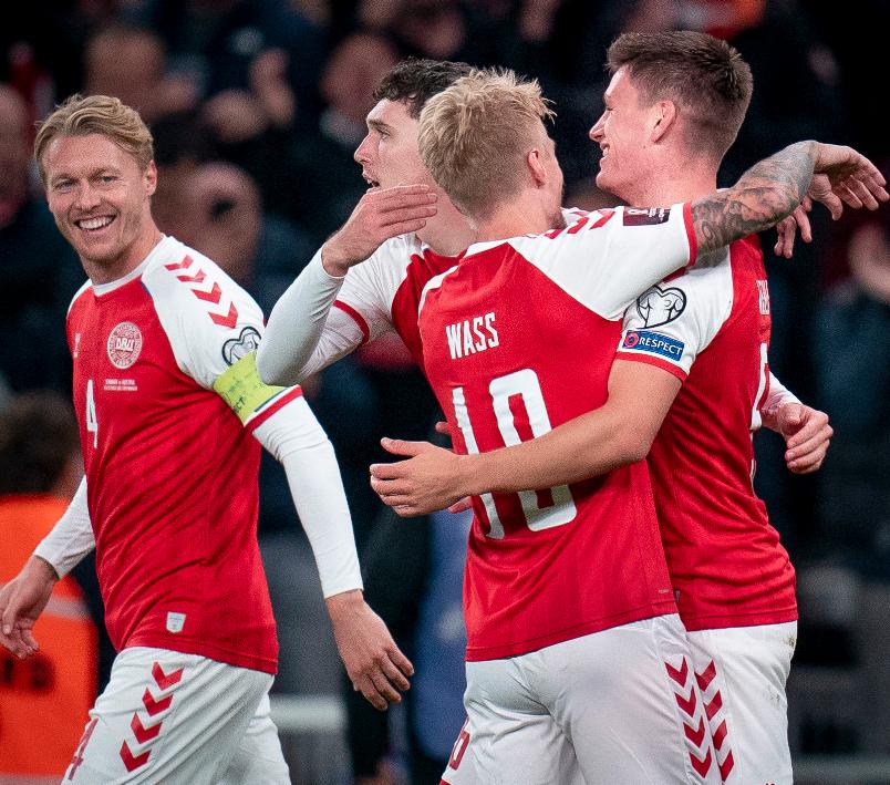 Mondial 2022 : Le Danemark rejoint l'Allemagne