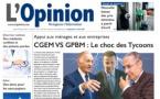 L'Opinion du 30 Mars 2020