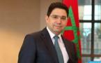 Nasser Bourita explique la diplomatie marocaine