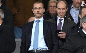 Du pain sur la planche pour Alexandre Ceferin, président de l'UEFA